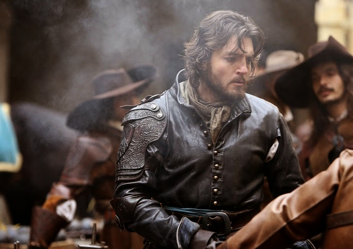 The Musketeers - Episode 2.10 - Episode Info & Videos [03/03/15]