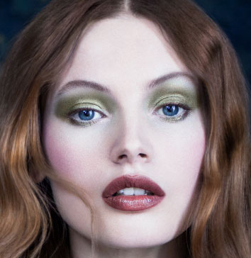 look maquillaje Rebel Romantic Kiko Milano