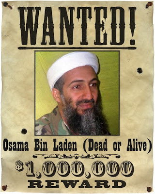 osama bin laden wanted. Osama bin Laden