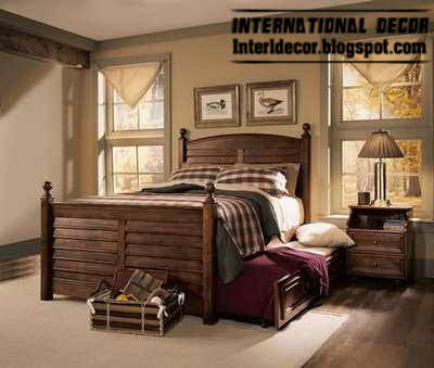 Interior Decor Idea: American bedrooms furniture classic designs 2013