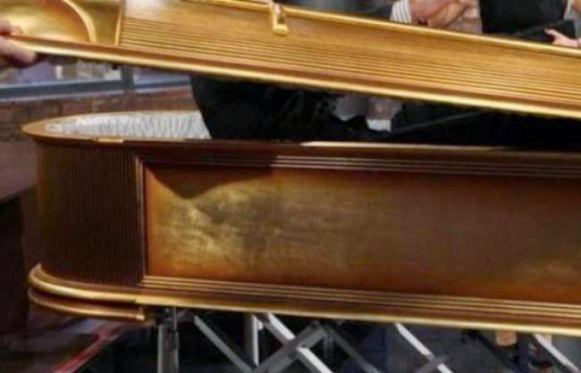 Σπάρτη: Τραγικό λάθος σε κηδεία - Άνοιξαν το φέρετρο και μέσα ήταν άλλος!