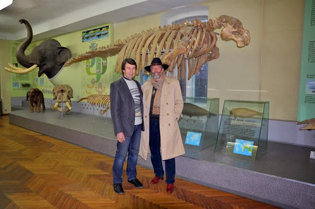 В музее прошла конференция по аквариумистике