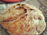 Pão Rústico sem Sova (vegana)