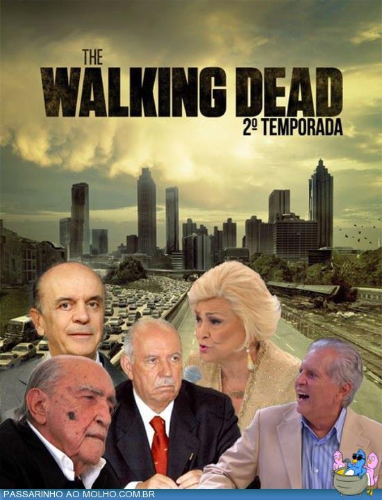 the walking dead hebe, serra, carlos alberto