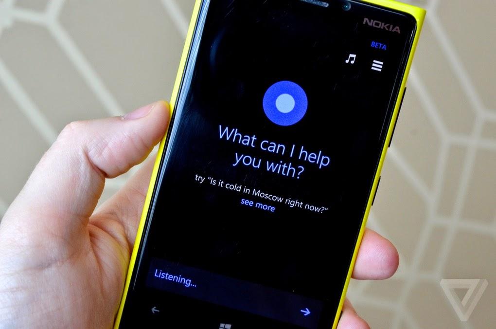 Cortana, Cortana app, Cortana for Windows Phone 8.1, Windows Phone 8.1, Microsoft unveils Cortana, mobile,