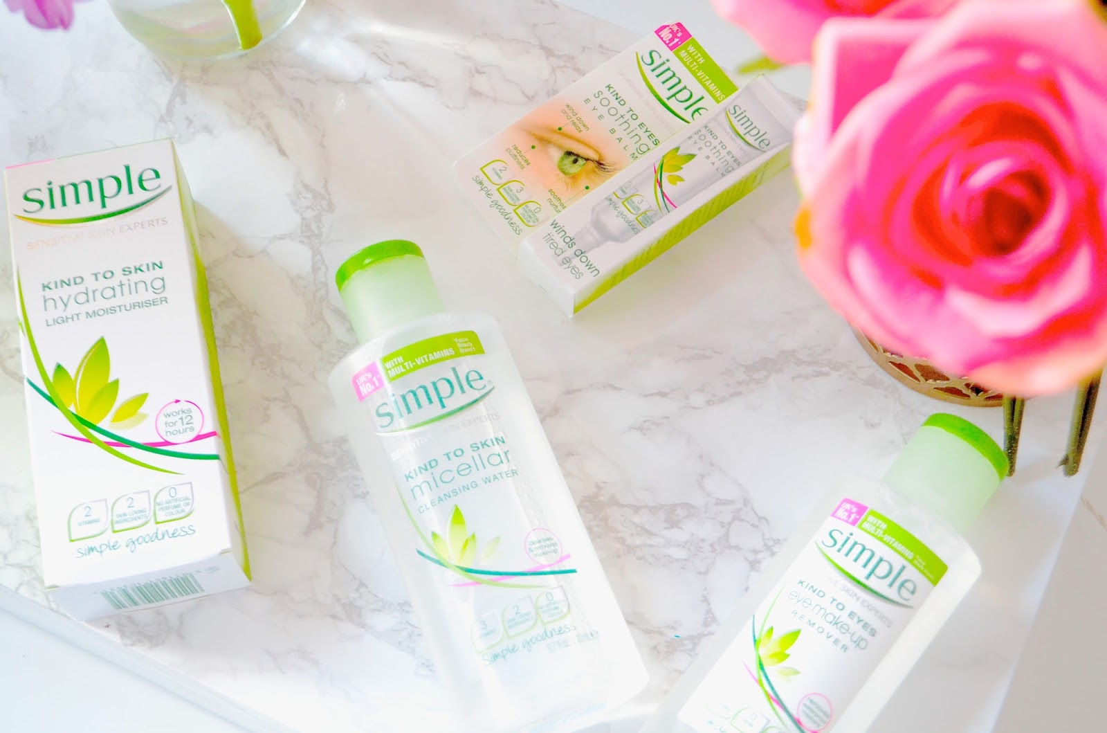 Beauty, Make Up, Night Time Routine, Spring night time routine, skincare, simple products, simple skincare, sponsored post, simple micellar water,