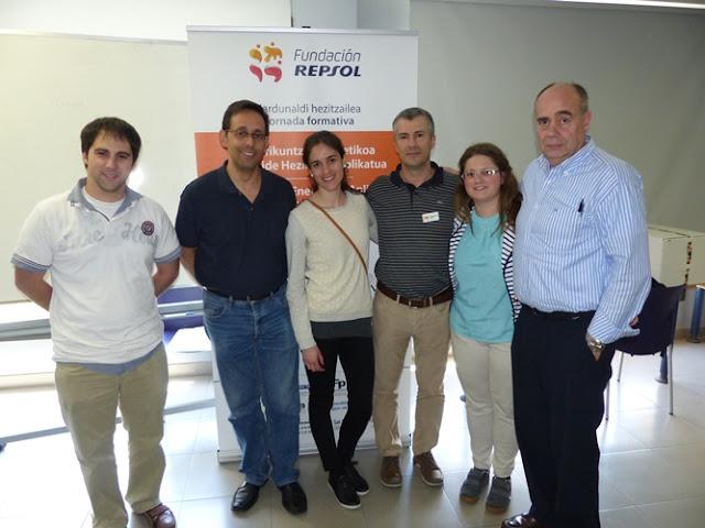Nacho Corral y Carlos Pascual, espíritu de voluntarios