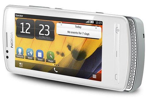 Nokia 700: Nokia'nın en küçük akıllı telefonu.