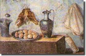 La cultura rende liberi il banchetto nell 39 antica roma for Cibi romani