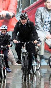 Wali Kota London dan Sepedanya
