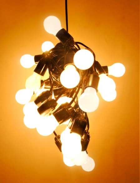 Decora y disena ideas dise o l mparas de techo - Ideas para lamparas de techo ...