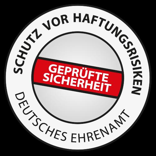Deutsches Ehrenamt Prüfsiegel