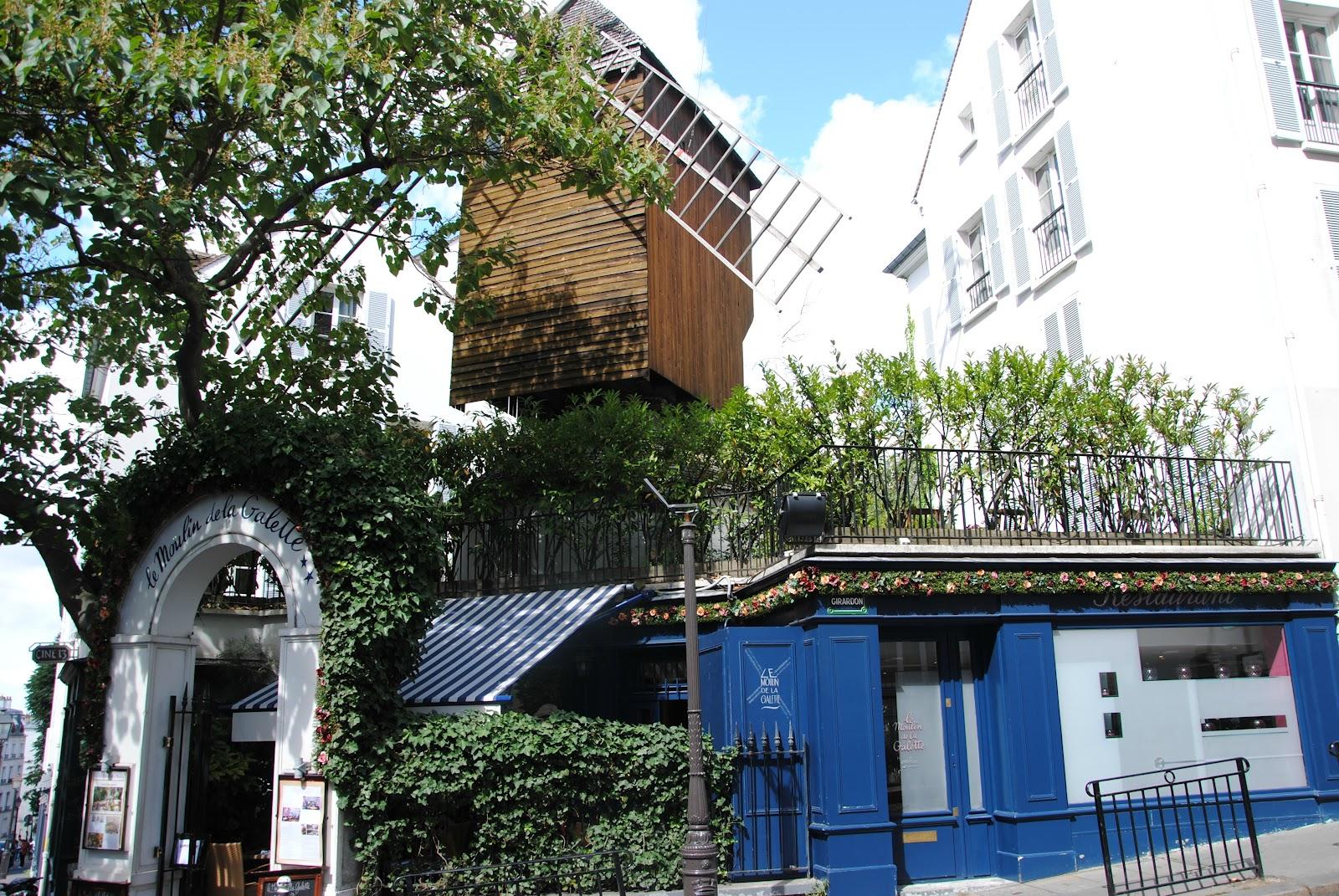 La gallinella bianca parigi per sognare for Parigi non turistica