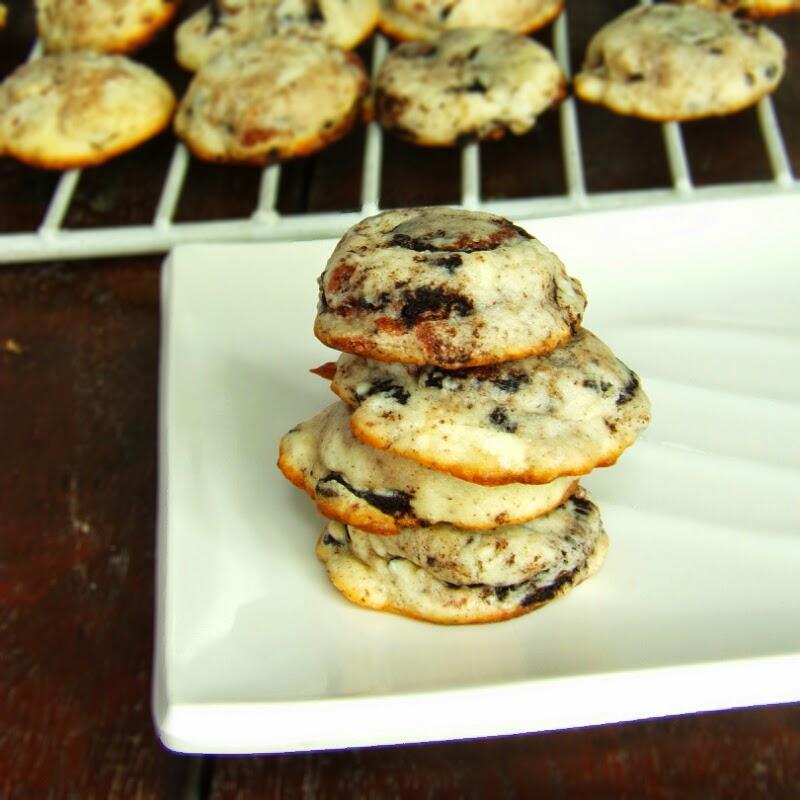 recipes for desserts, how to make oreo cheesecake cookies, recipe of cookies, baking recipes, oreo cookies recipe, oreo recipes