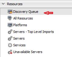 Discover queue