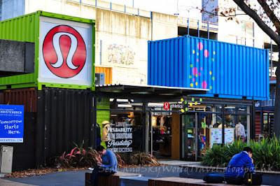 Christchurch 基督城, Restart Mall