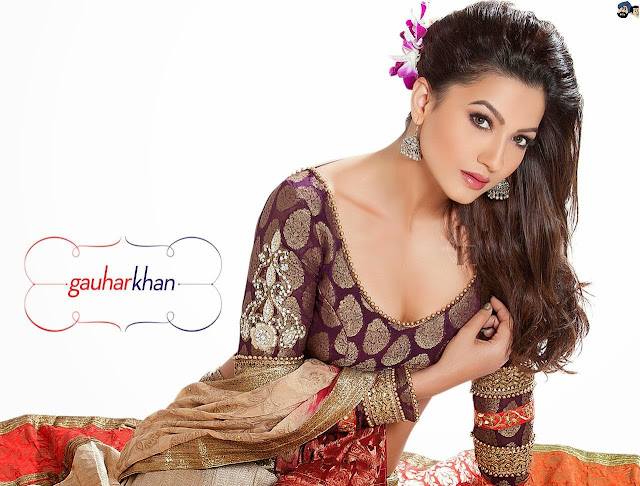 Gauhar Khan Wallpapers Free Download