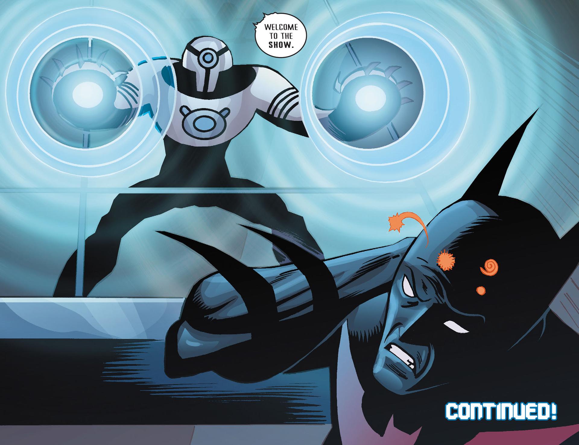 Batman Beyond (2012) Issue #21 #21 - English 22