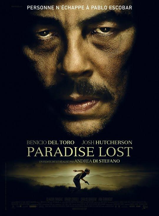 Afiche Escobar:Paraíso perdido