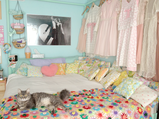 Scathingly Brilliant Room Tour Part 2 My Bedroom
