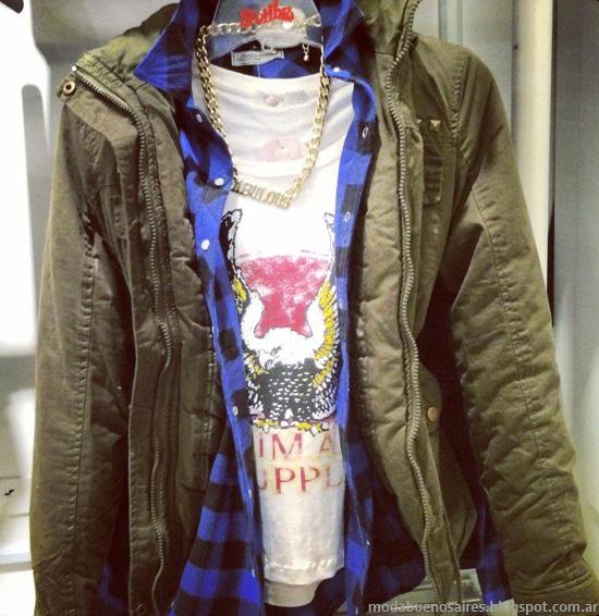 Moda invierno 2014 Scombro Jeans invierno 2014.