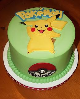 Suzy 39 s sweet shoppe september 2012 - Decoration gateau pokemon ...