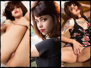 radila borges nua revista sexy junho 2015