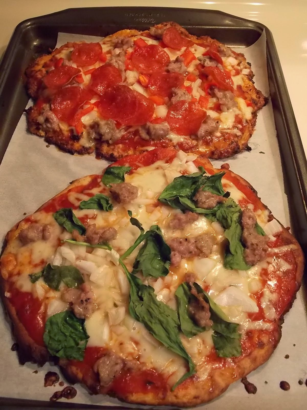 His/Her Pizza!