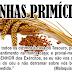 DÍZIMO DAS PRIMÍCIAS - DOMINGO E SEGUNDA-FEIRA