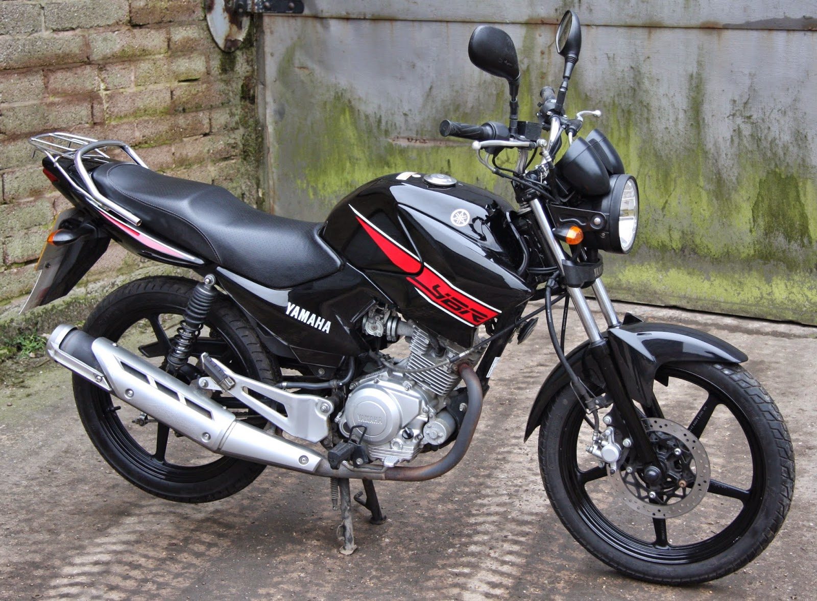 Yamaha Ybr 125 Owner Blog   Yamaha Ybr 125 2013 For Sale Uk