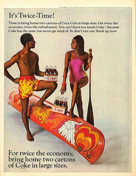 Coca-Cola Magazine Ads from 1960s ~ vintage everyday