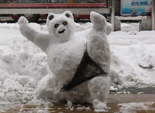 И Кунг-фу панда не отстает