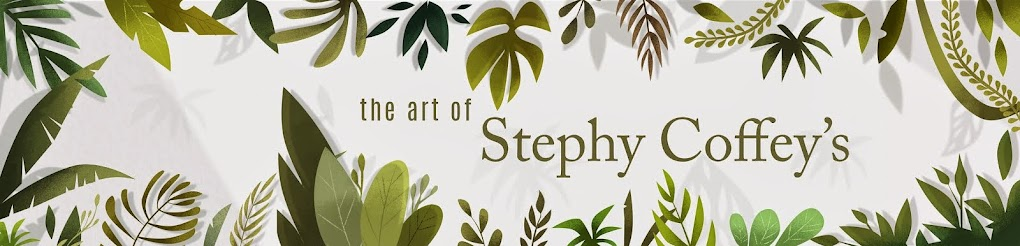 Stephy Coffey's Art