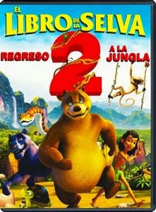 Libro de la Selva 2: Regreso a la Jungla – DVDRIP LATINO