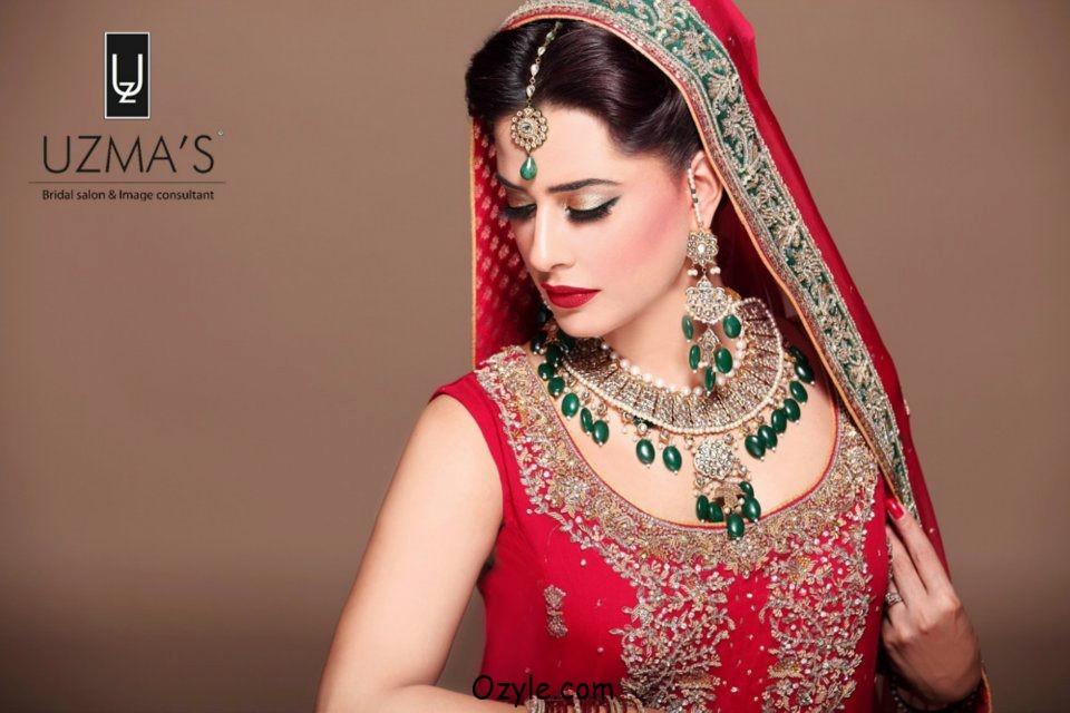 Uzma S Mehndi Makeup : Beauty makeup bridal by uzma