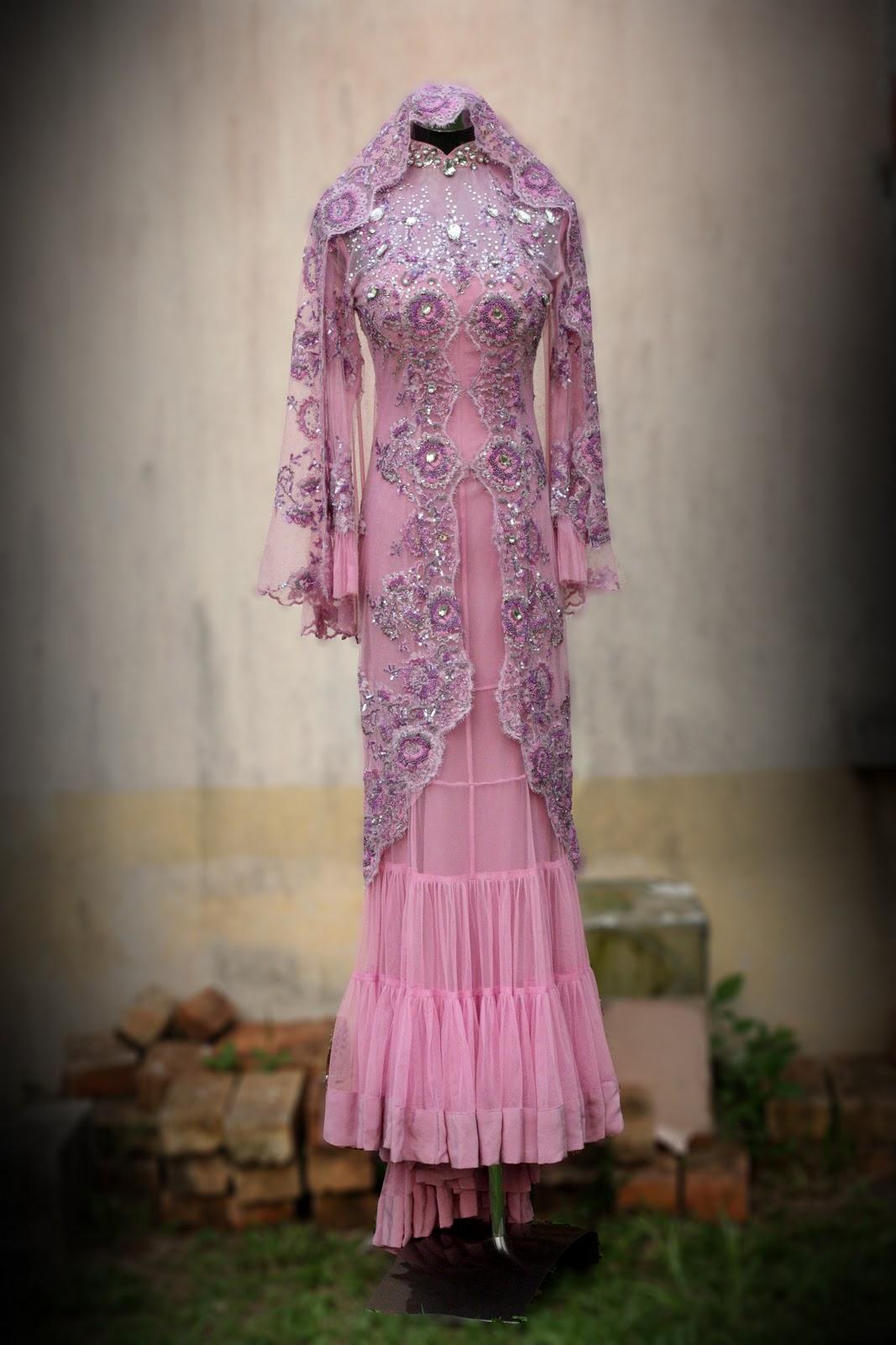 Baju muslimah malaysia butik work