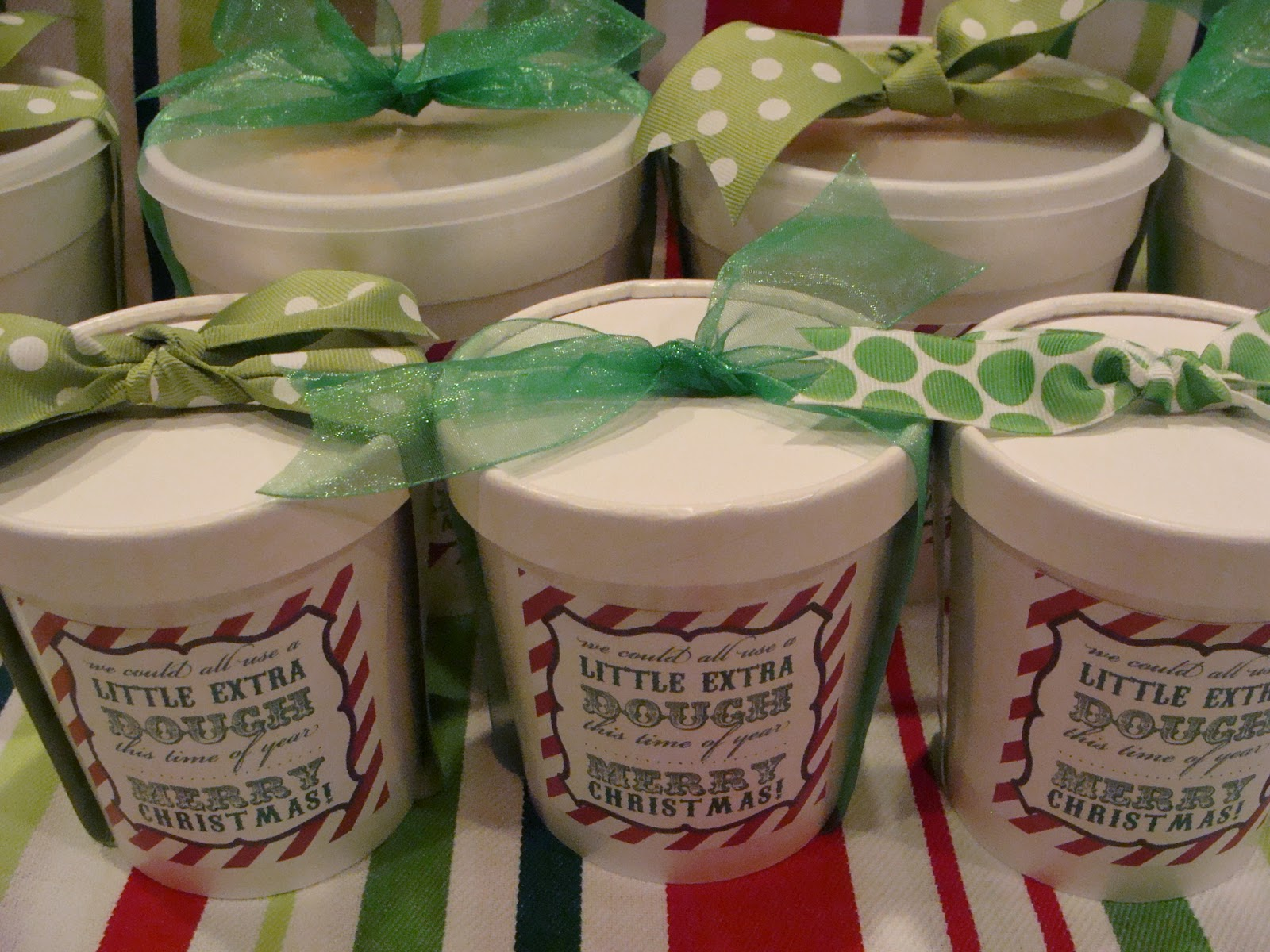 Marci Coombs: Christmas \'Neighbor\' gifts.