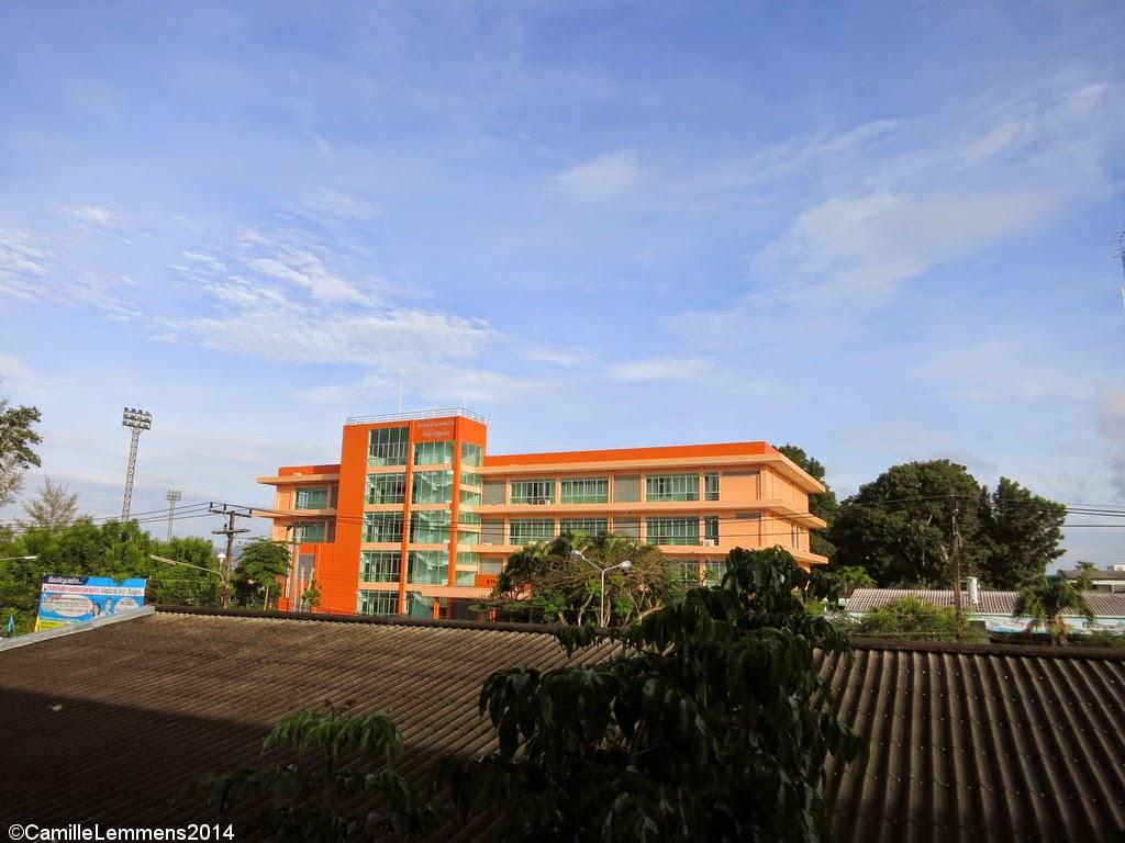 Thalang Hospital in Phuket