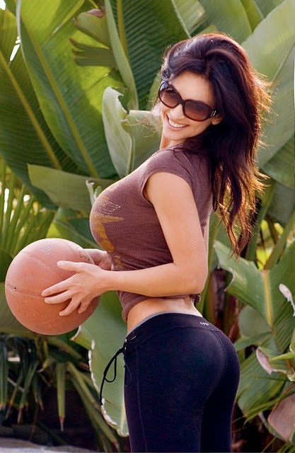 denise milani photo gallery image