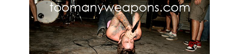toomanyweapons.com