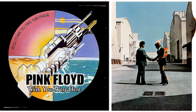 Wish You Were Here des Pink Floyd