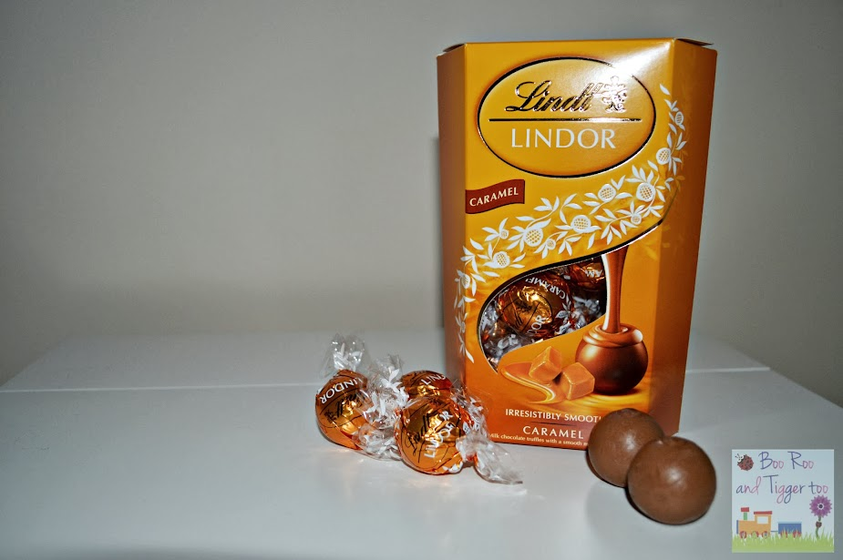 Lindt Lindor Caramel Truffles