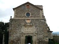 Portal renaixentista de l'església de l'Ajuda