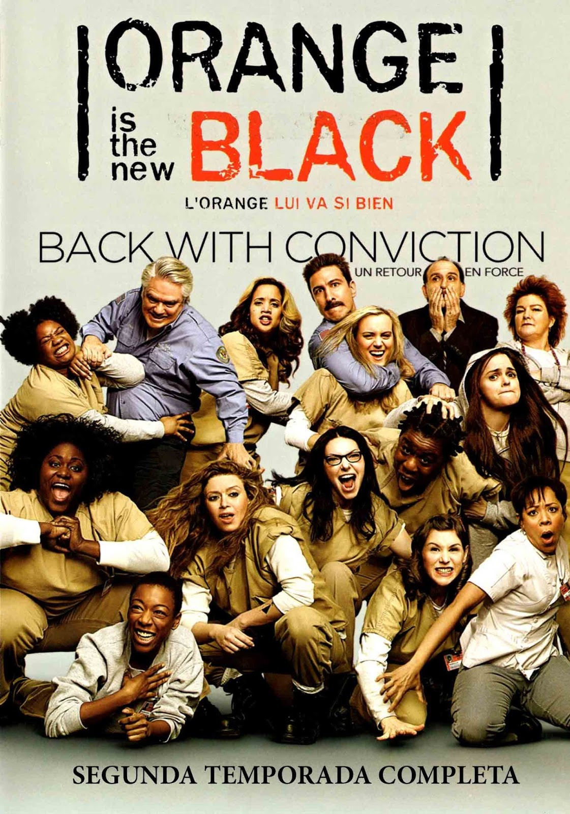 Orange Is the New Black 2ª Temporada Torrent – BluRay 720p Dual Áudio (2014)