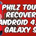 Instalar PhilZ Touch Recovery Galaxy S4 Android 4.4.2 KitKat (i9505-i9500-i337M-i337) FACIL y RAPIDO