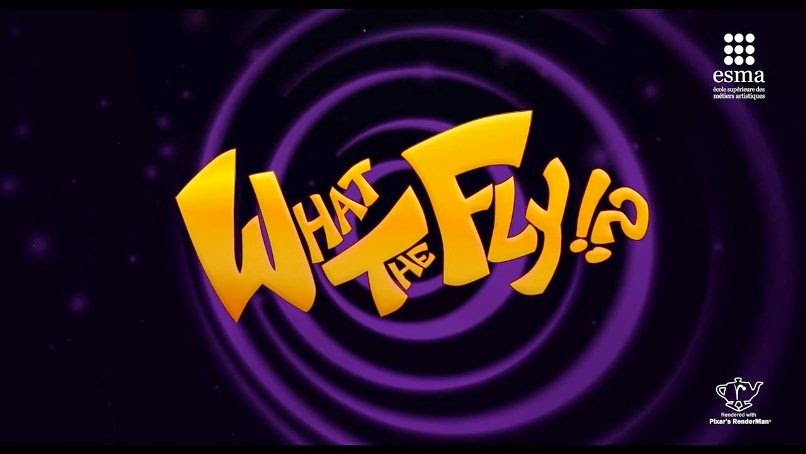 What the fly!? un corto animado de ESMA.