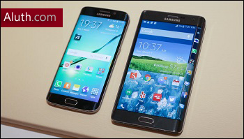 Note 5 and S6 Edge Plus official photo leaks