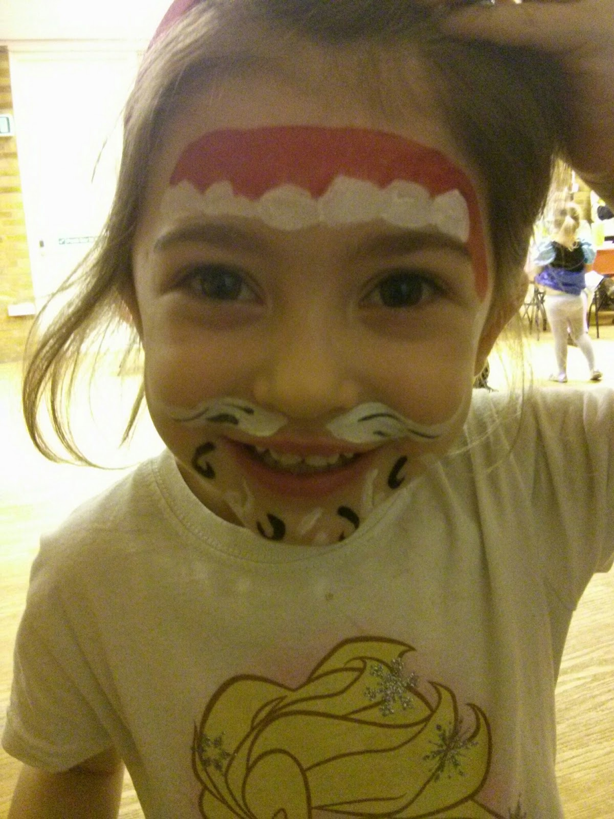 Festive Face paint