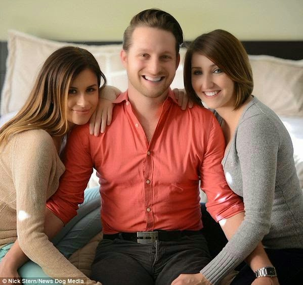 Polyamory Married And Dating Anthony Lindsey Vanessa