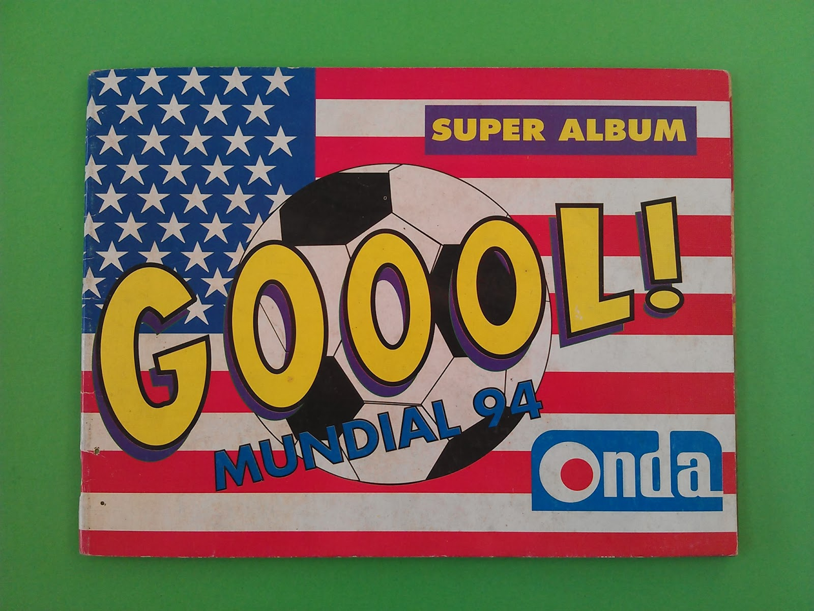 World Cup Albums 1994 USA Onda